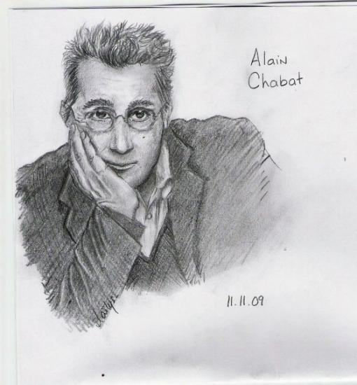 Alain Chabat by Lilys